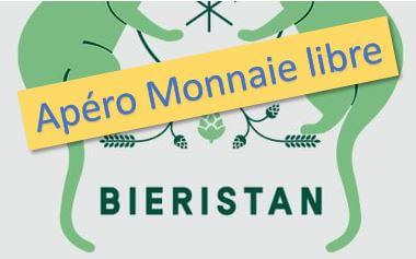 Bieristan Apéro Monnaie libre